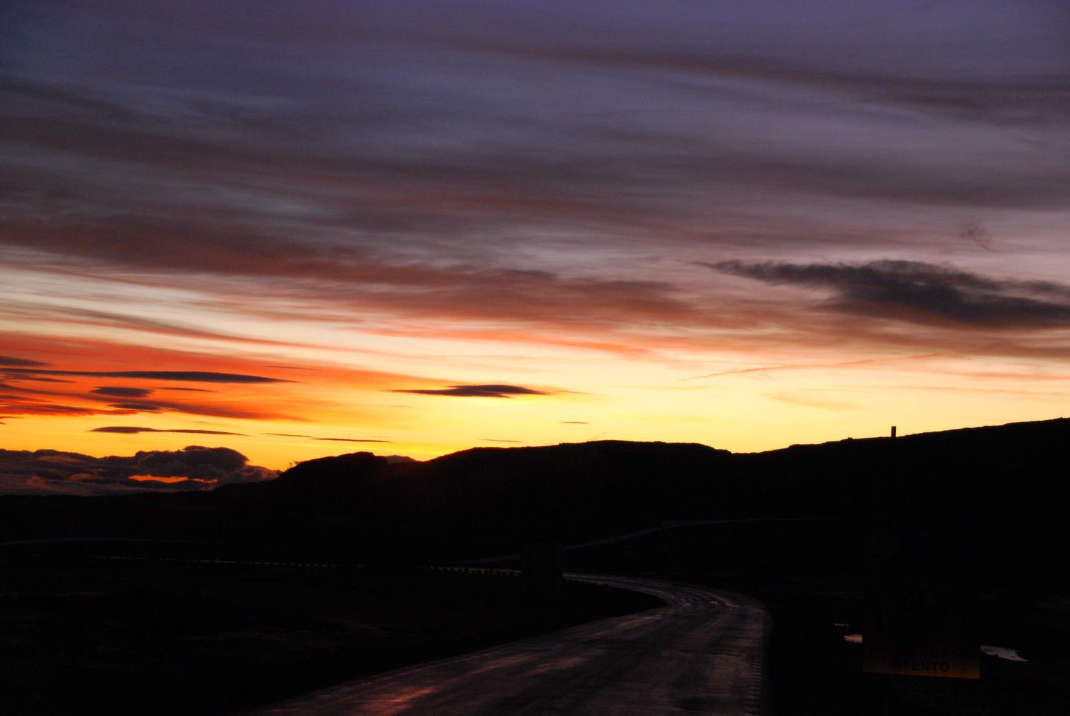 Sunrise (Portugal ARWC 2009)