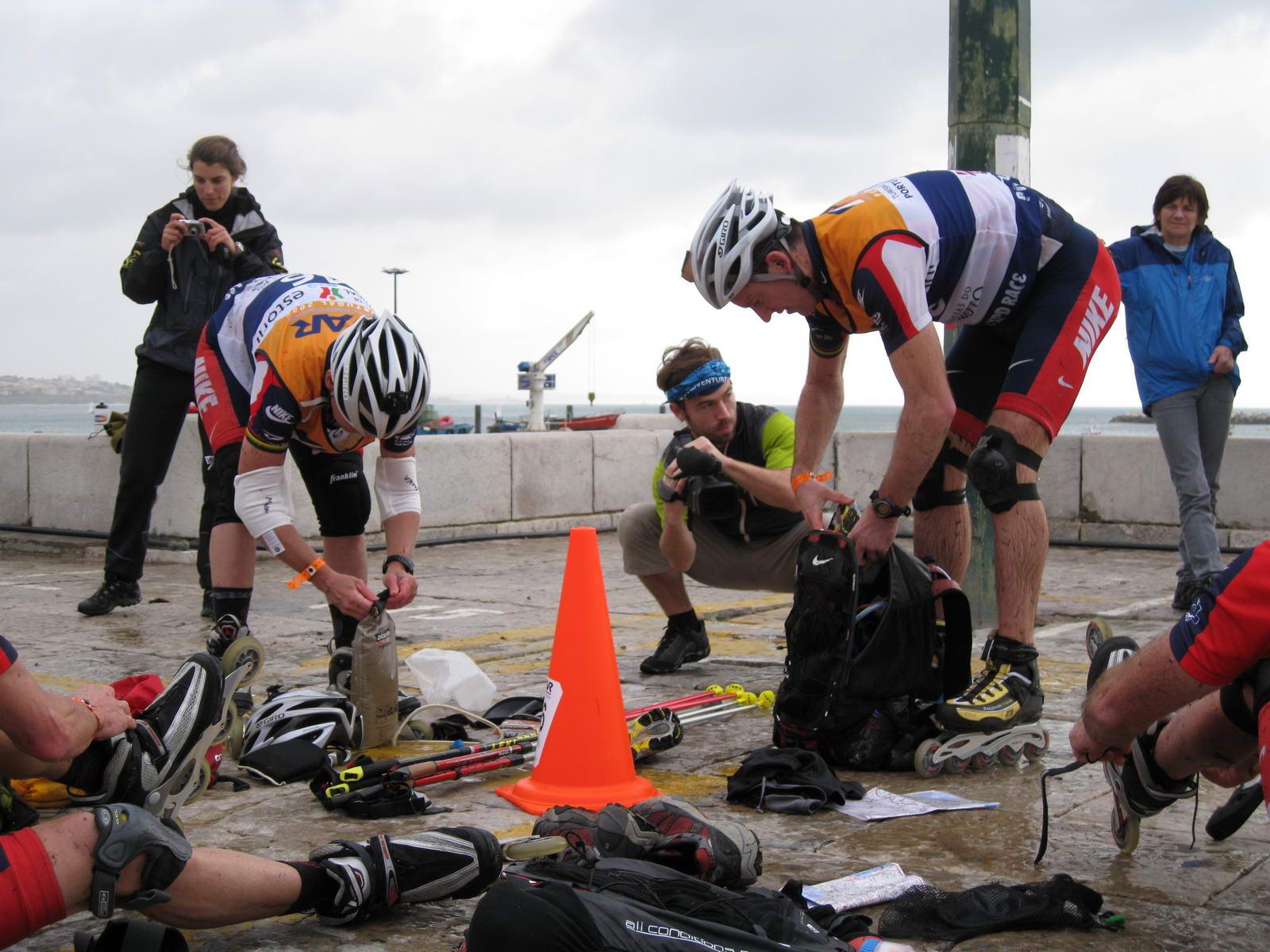 Team in T1 (Portugal ARWC 2009)