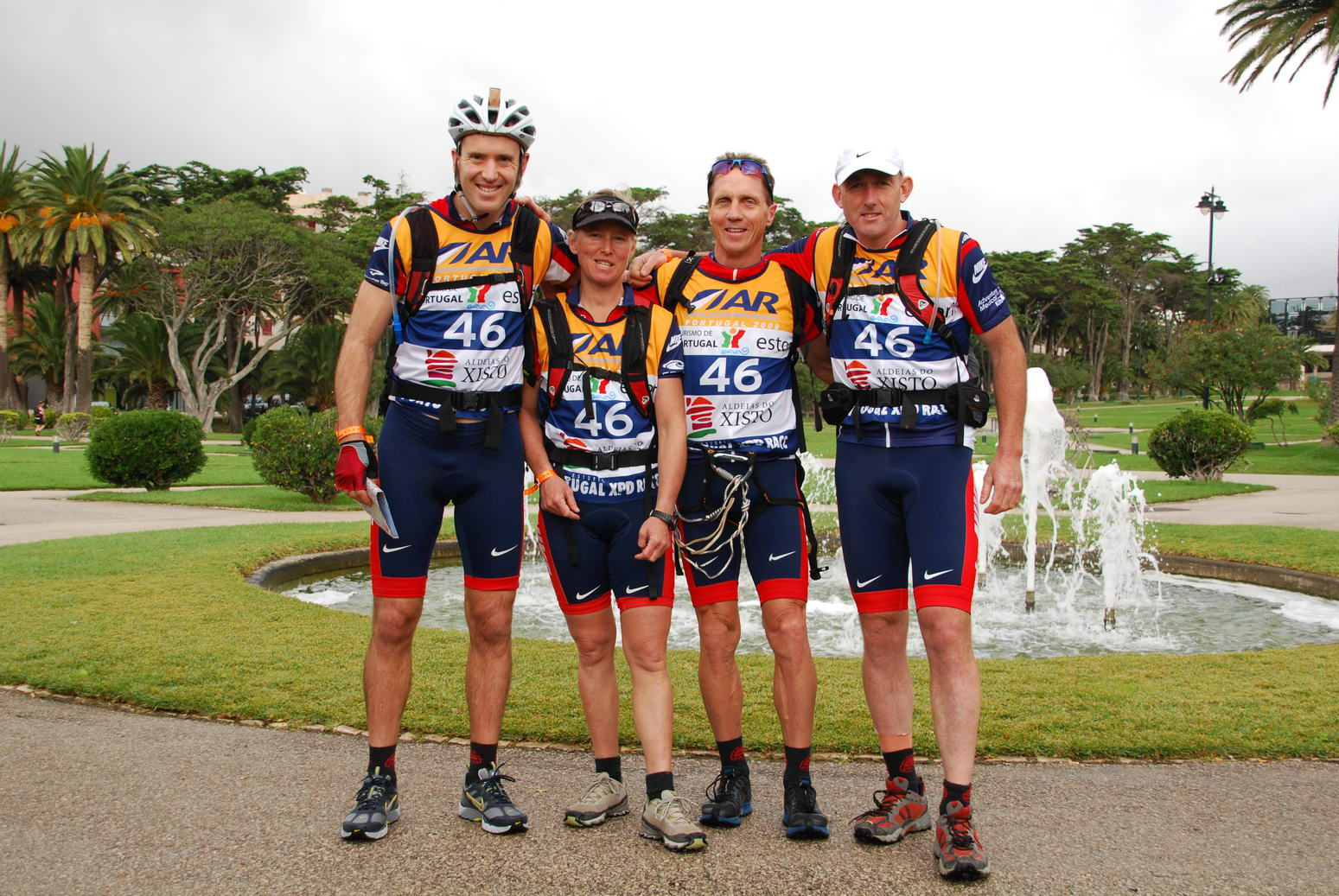 Team Nike-Beaver Creek (Portugal ARWC 2009)