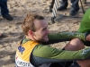Aaron at the finish (Portugal ARWC 2009)