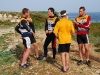 Discussing the race with Orion (Portugal ARWC 2009)