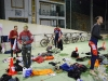 Nike considers where to sleep for the night (Portugal ARWC 2009)