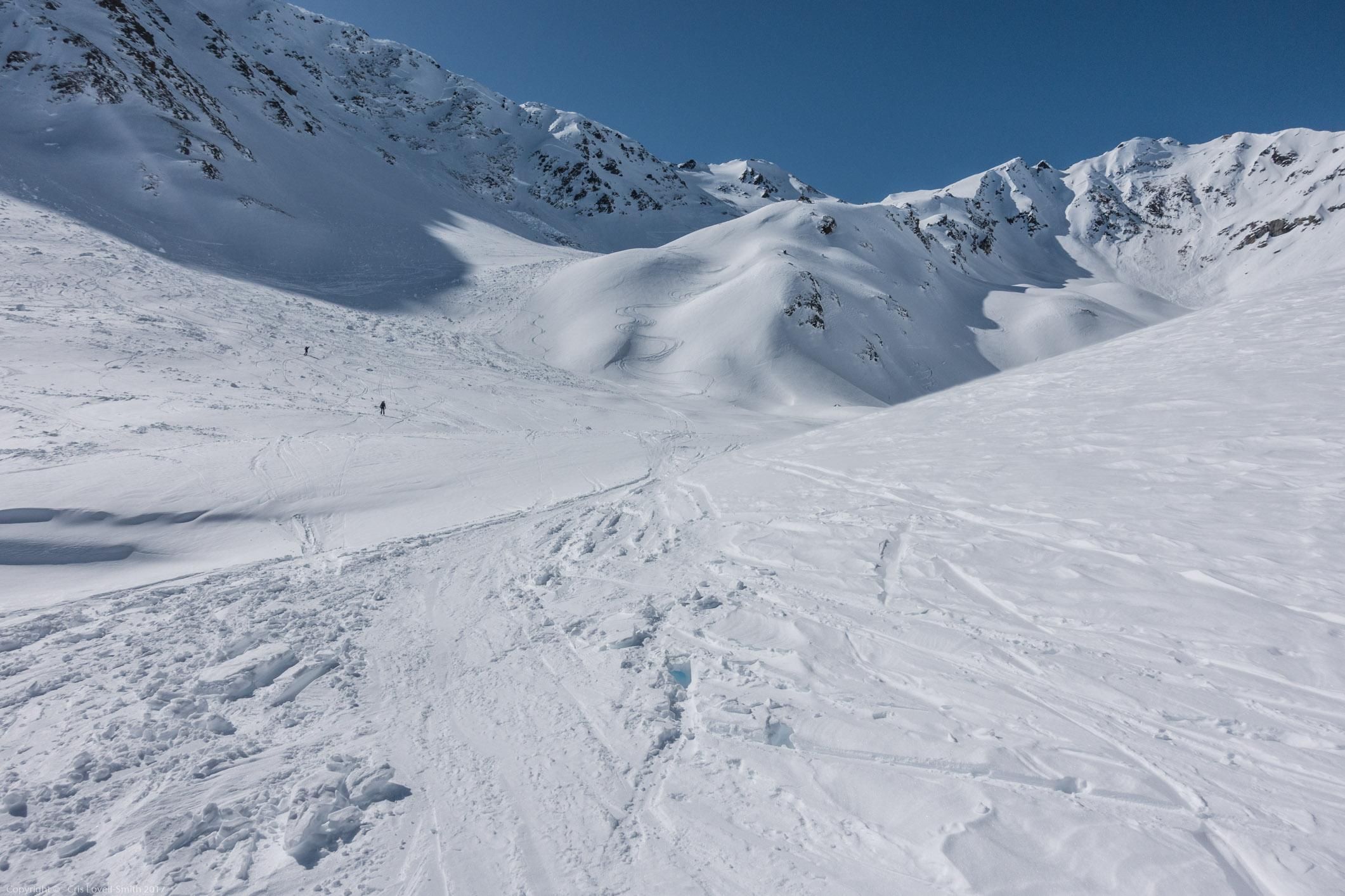 Voew (Arlberger Winterklettersteig March 2017)