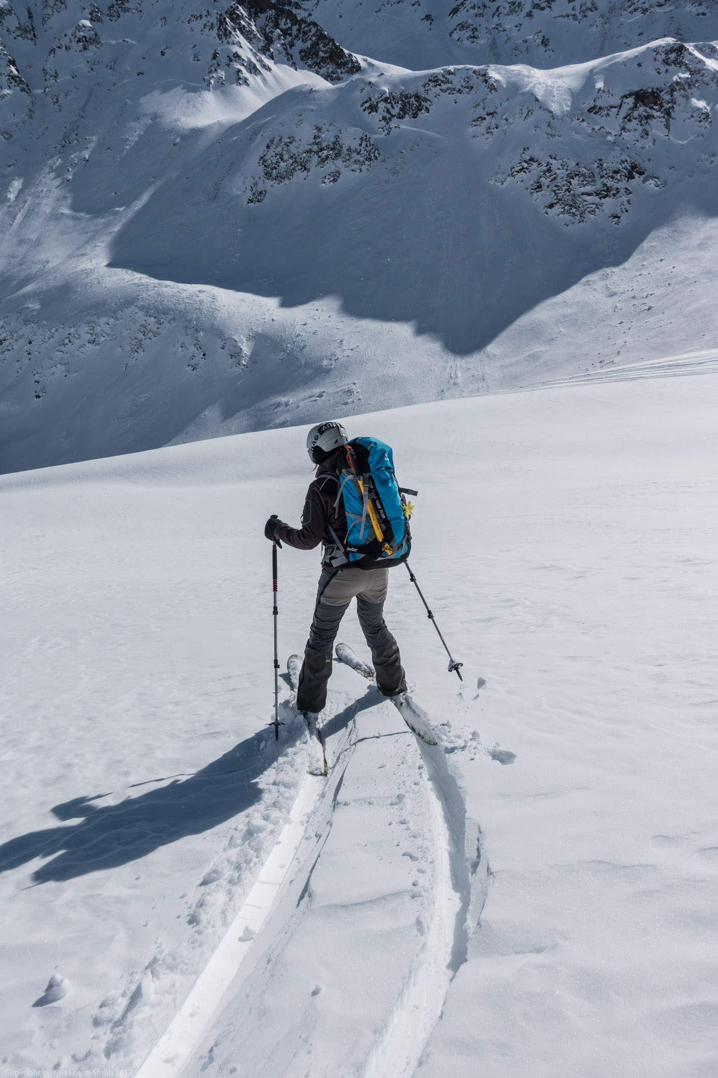Zoom (Arlberger Winterklettersteig March 2017)