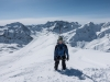 Cris (Arlberger Winterklettersteig March 2017)