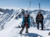 More posing (Arlberger Winterklettersteig March 2017)