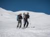 Short break (Arlberger Winterklettersteig March 2017)