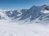 View down (Arlberger Winterklettersteig March 2017)