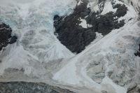 Caroline Glacier (Ball Pass Dec 2013)