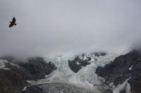 Kea and Caroline Glacier (Ball Pass Dec 2013)