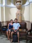 Sylvia and Mark (Budapest, Hungary)