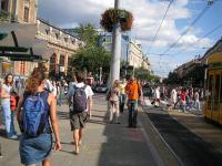 Walking (Budapest, Hungary)