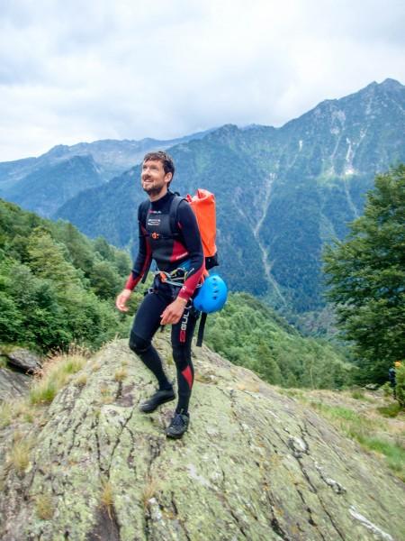 Alec (Canyoning Italy 2019)