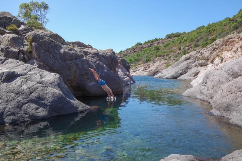 Cris diving (Corsica)