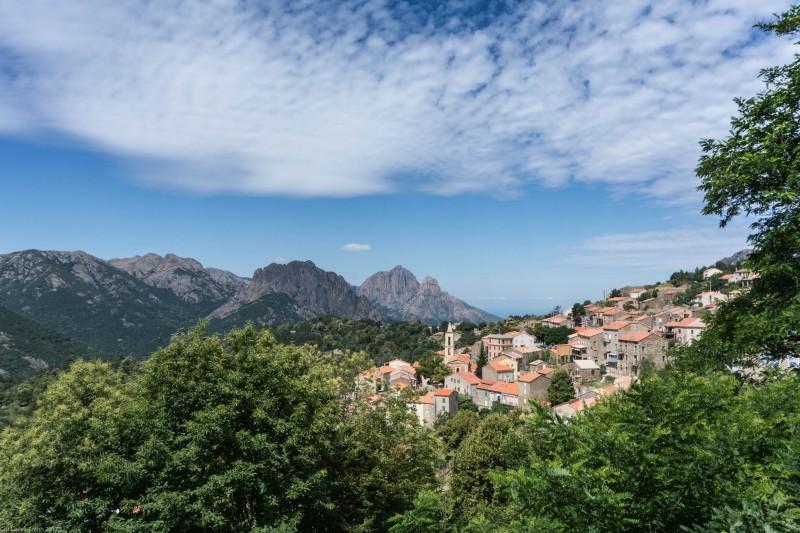 Little village (Corsica)