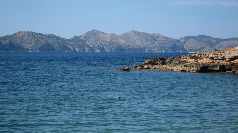 Blue water 2 (Mallorca)