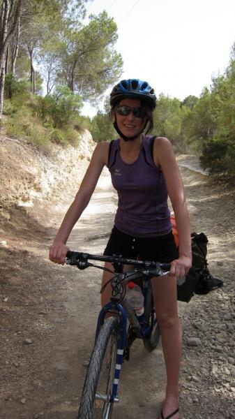 Leonie offroad (Mallorca)