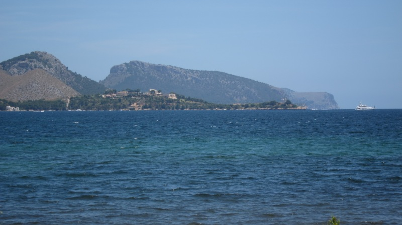 The seaside (Mallorca)
