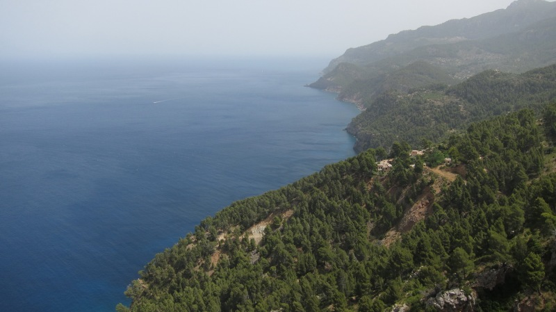 View of the coast (Mallorca)
