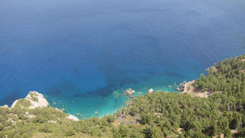 View of the sea 2 (Mallorca)