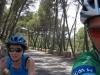 Cycling near the sea (Mallorca)