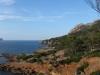 View down to beach (Mallorca)