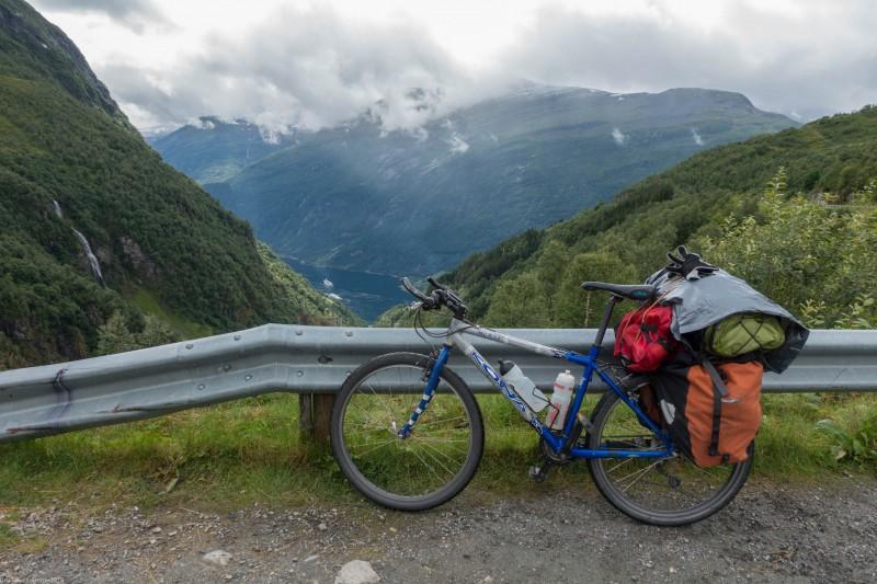 Bike (Cycle Touring Norway 2016)