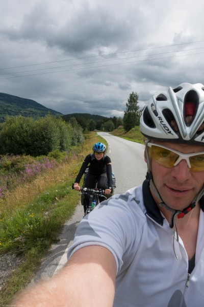 Cycling (Cycle Touring Norway 2016)