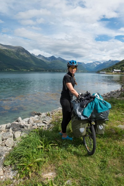 Fiord-time (Cycle Touring Norway 2016)