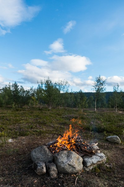 Fire times (Cycle Touring Norway 2016)