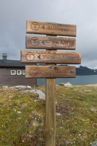 It's a sign (Cycle Touring Norway 2016)