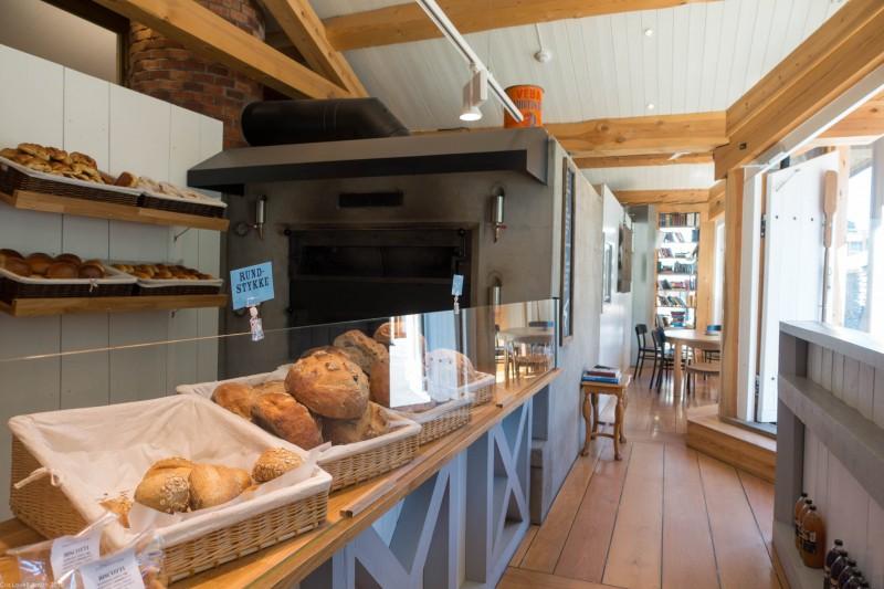 Mmmm Lom Bakery (Cycle Touring Norway 2016)