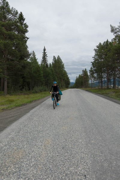 More cycling (Cycle Touring Norway 2016)