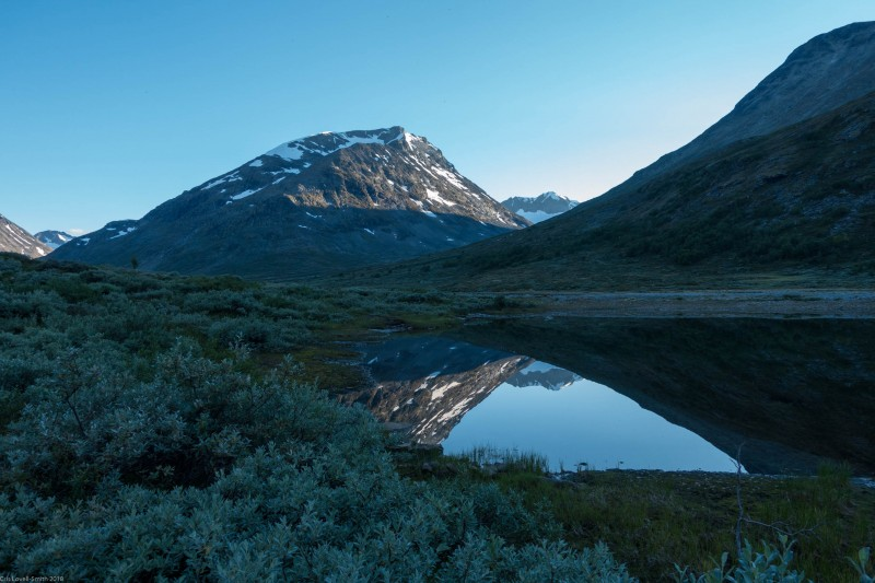 More reflections (Cycle Touring Norway 2016)