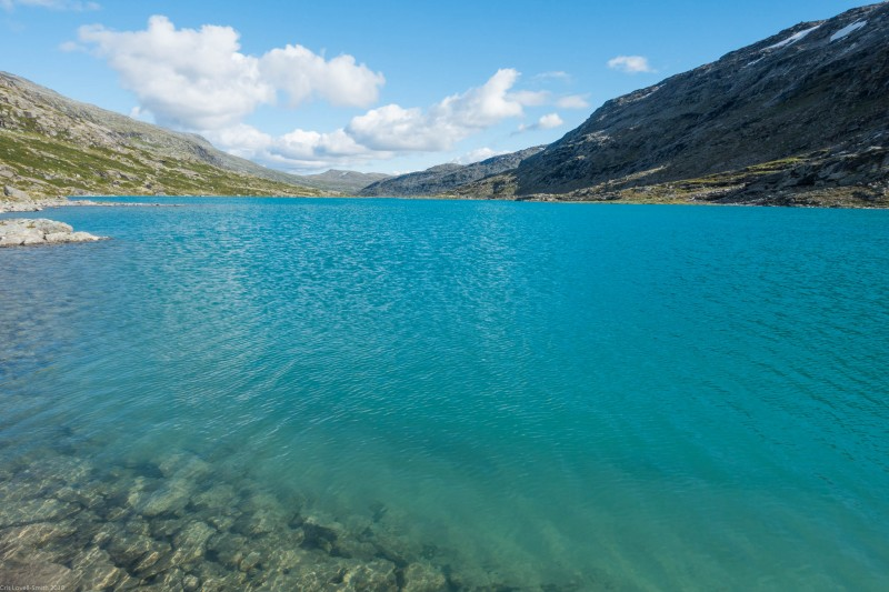 Nice water (Cycle Touring Norway 2016)