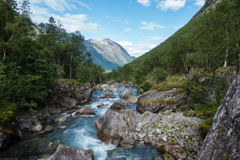 River 2 (Cycle Touring Norway 2016)
