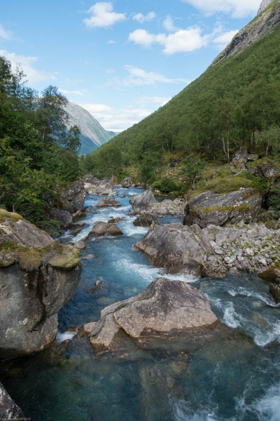 River 3 (Cycle Touring Norway 2016)