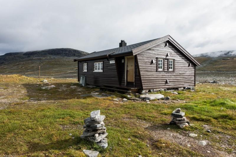 Torsbu (Cycle Touring Norway 2016)