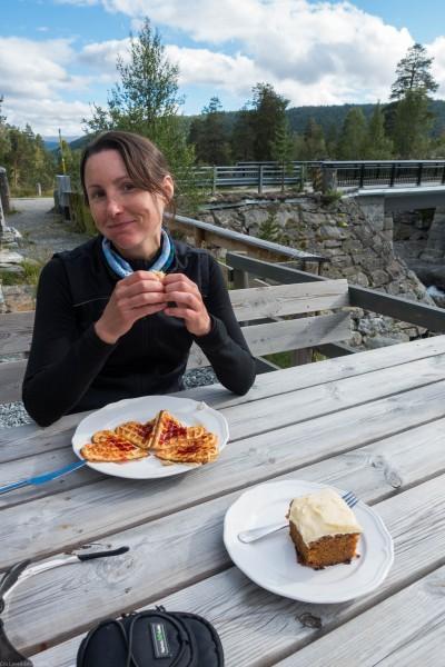 Yum, yum (Cycle Touring Norway 2016)