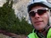 Cris climbing (Cycling  Dolomites)