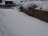 Snow! (Cycling  Dolomites)