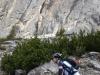 Thomas climbing 2 (Cycling  Dolomites)