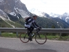 Thomas climbing 3 (Cycling  Dolomites)