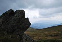 View (Fagaras Mountains)