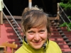 Birgit smiling (Faszi Adventure, Haiming, Austria)