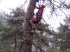 Cris climbing (Faszi Adventure, Haiming, Austria)