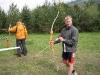 Cris has a droopy arrow (Faszi Adventure, Haiming, Austria)