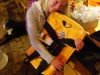 Emily with prize (Faszi Adventure, Haiming, Austria)