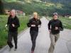 The team running (Faszi Adventure, Haiming, Austria)