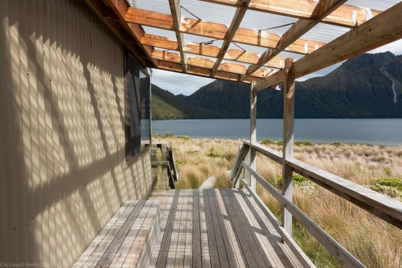 Green Lake Hut (Fiordland Dec 2020)